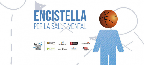 Campaña Encistella per la salut mental de la agencia de marketing y comunicación Cromek System
