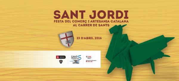 Campaña Sant Jordi de la agencia de marketing y comunicación Cromek System