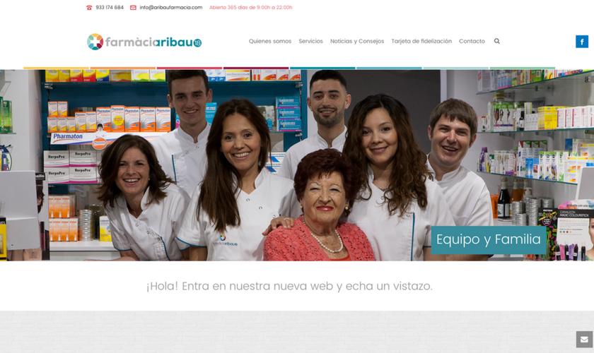 Farmacia Aribau 18