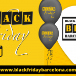 Portfolio de trabajos- evento Black Friday Barcelona desarrollado por la agencia de marketing y comunicación Cromek System