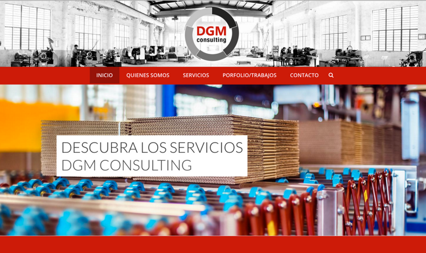 DGM Consulting