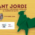 Portfolio de trabajos- evento Sant Jordi desarrollado por la agencia de marketing y comunicación Cromek System