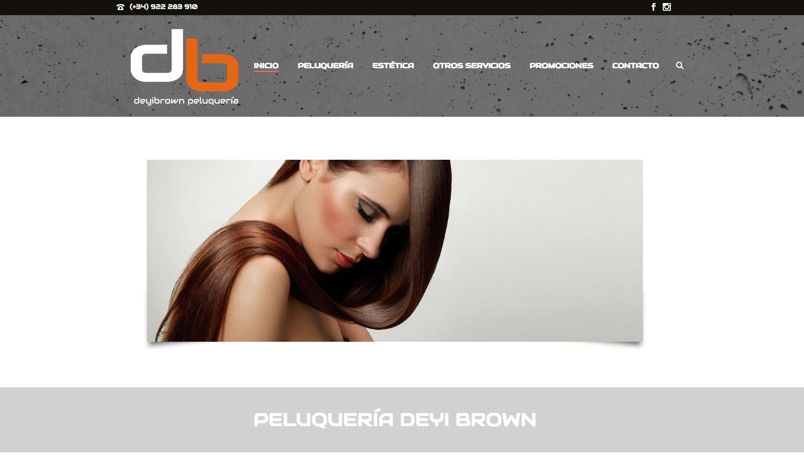 Peluqueria-Deyi-Brown-Tenrife