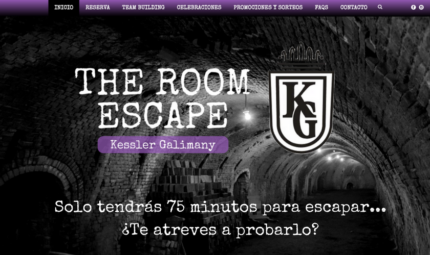 Room Escape Kessler Galimany